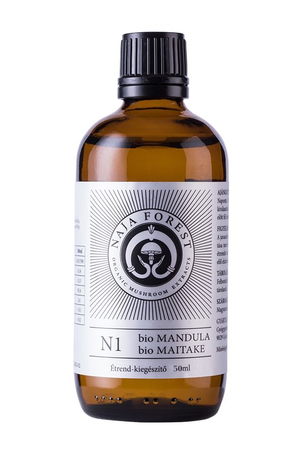 n1 bio folyékony gombakivonat(50ml)