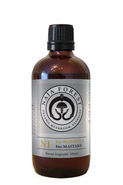 Naja Forest N1 bio Maitake, bio Mandula Étrend-kiegészítő (100ml)