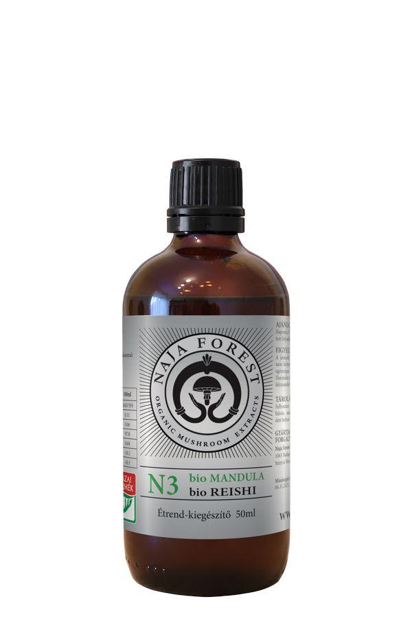 n3 bio folyékony gombakivonat(50ml)