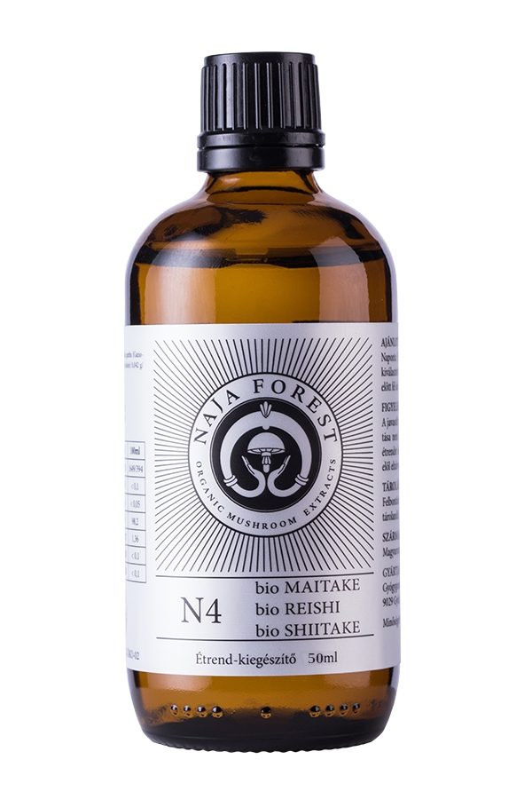 n4 bio folyékony gombakivonat(50ml)