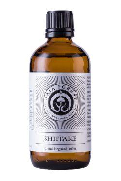 shiitake bio folyékony gombakivonat(100ml)