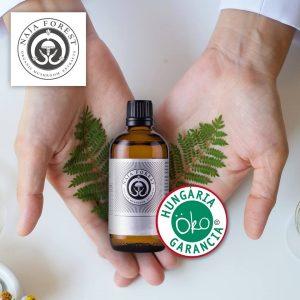 Hungária ÖKO garancia jár a Naja Forest termékekre