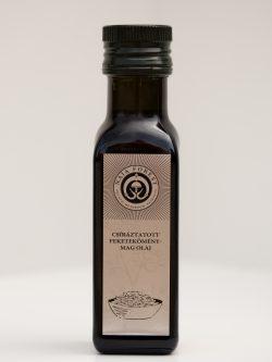 Csíráztatott feketeköménymag olaj