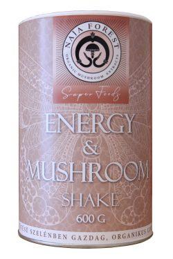Energy Mushroom Shake