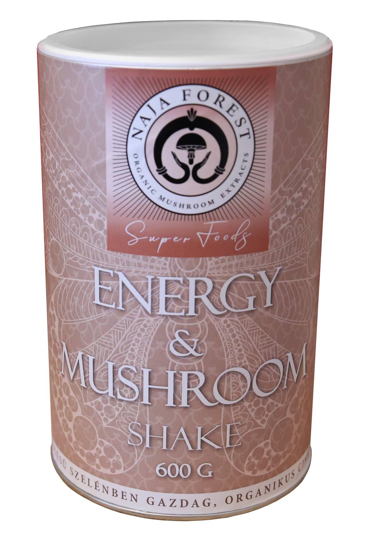 EnergyMushroom Shake