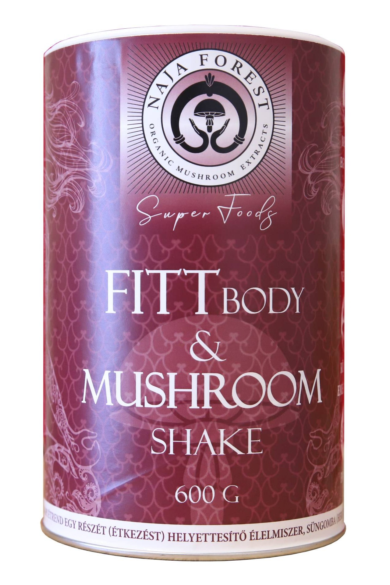 FittBodyMushroom Shake