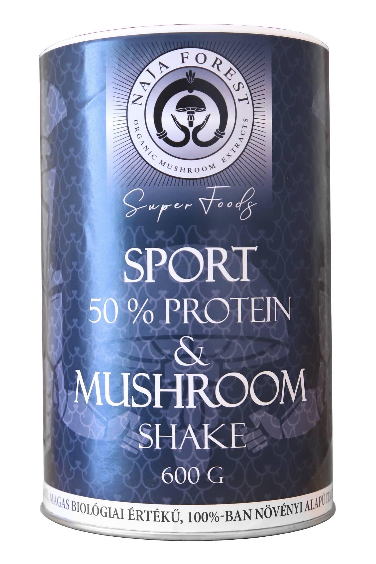 Sport Mushroom Shake