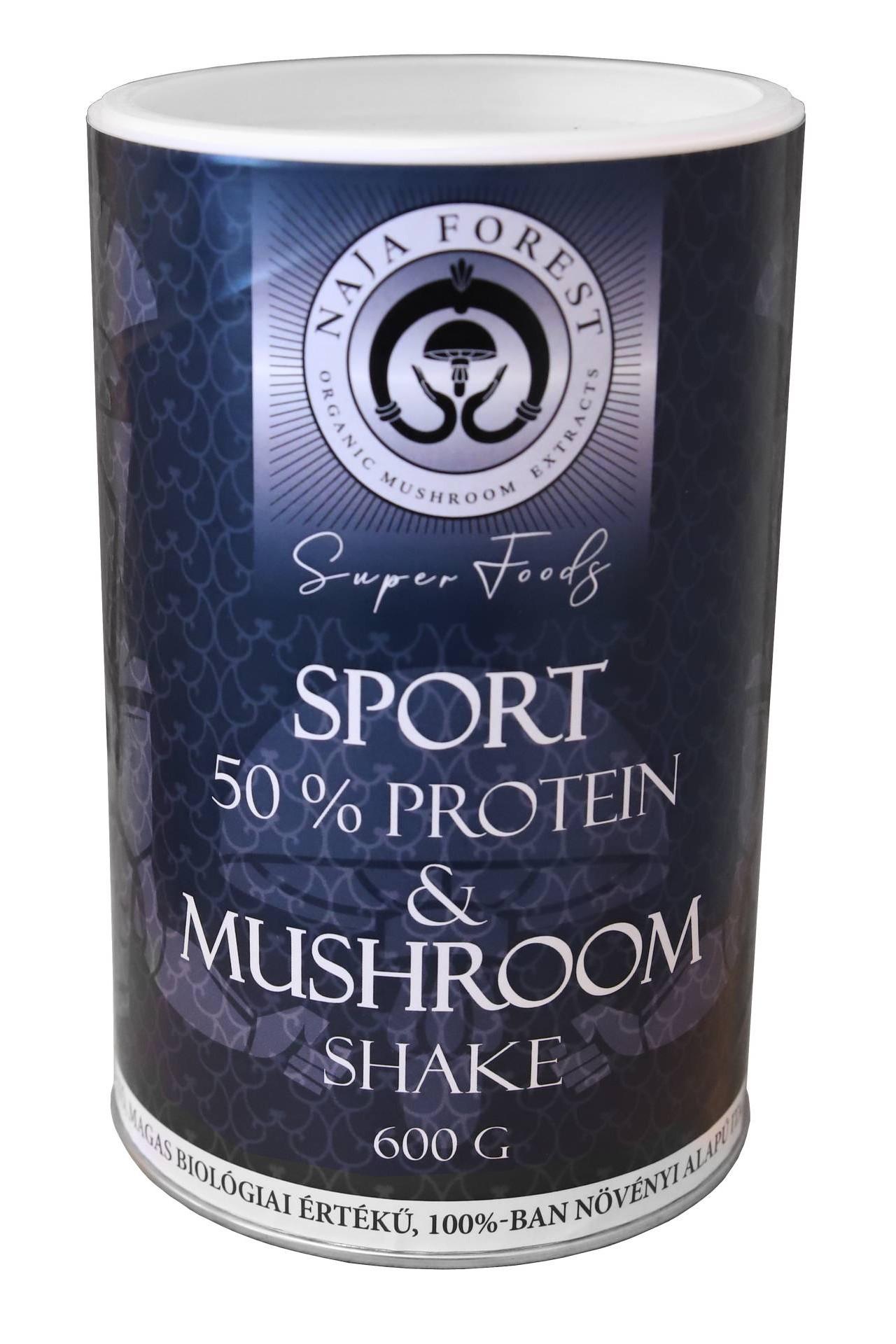 SportMushroom Shake