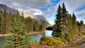 Bow River Valley, Banff National Park