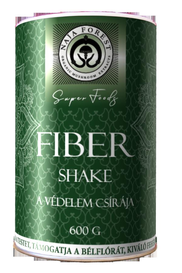 Fiber Mushroom Shake