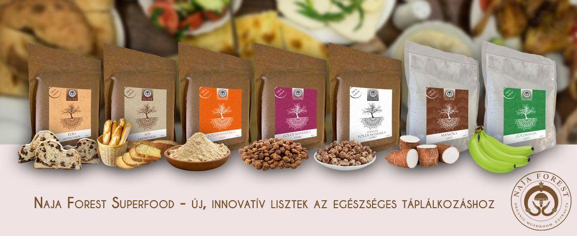 Gluténmentes kenyér és pékáru alapanyagok, ősbúzalisztek