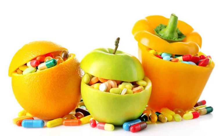 immunerősítésnem a szintetikus vitamin-készítményekkel