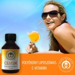 Folyékony liposzómás C-vitamin Önnek!