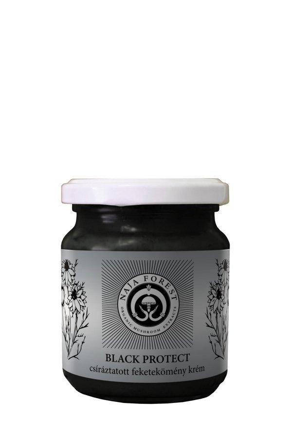 Naja Forest Black Protect csíráztatott feketekömény krém