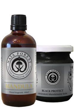 Mandula 100ml + Black Protect